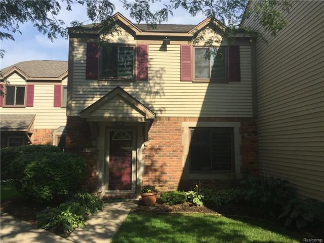 1571 Streamwood Court, Rochester Hills, MI 48309 (#217075225) :: Simon Thomas Homes