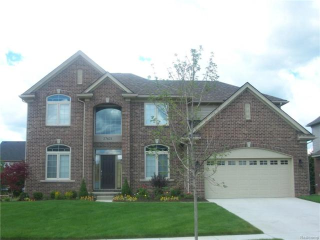 50872 Sevilla Circle, Novi, MI 48374 (#217075271) :: Simon Thomas Homes