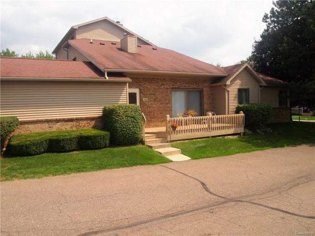 7140 Clements #73, West Bloomfield Twp, MI 48322 (#217075303) :: Simon Thomas Homes