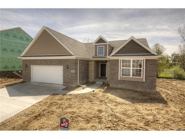 1400 Oakcrest Drive, Howell, MI 48843 (#217075344) :: The Buckley Jolley Real Estate Team