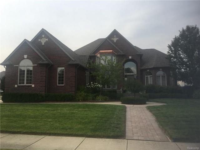 1525 Clear Creek, Rochester Hills, MI 48306 (#217075378) :: Simon Thomas Homes
