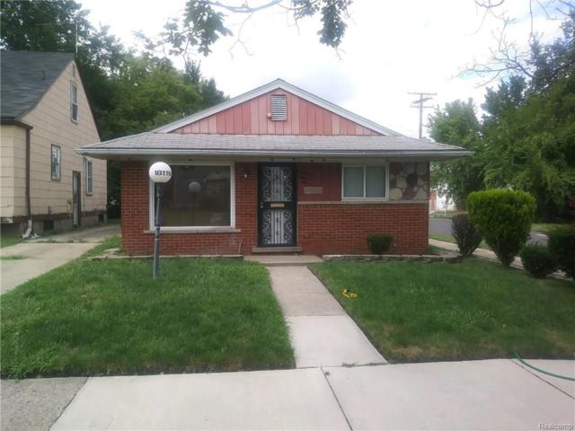 18119 Bloom Street, Detroit, MI 48234 (#217075420) :: Simon Thomas Homes