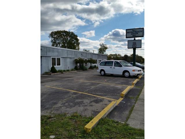 10255 Middlebelt Road, Romulus, MI 48174 (MLS #217077291) :: The Toth Team