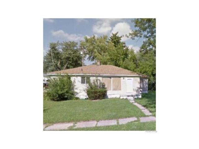 1231 Northwood Drive, Inkster, MI 48141 (#217077369) :: RE/MAX Classic