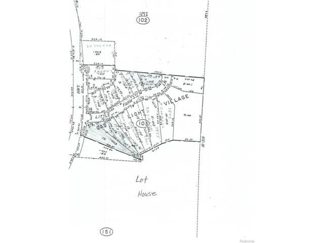 0000 Little Farm Lane, West Bloomfield Twp, MI 48322 (MLS #217078625) :: The Toth Team