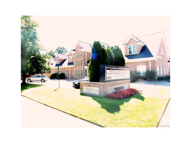 14950 E Jefferson, Grosse Pointe Park, MI 48230 (MLS #217079164) :: The Toth Team