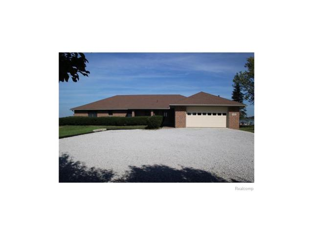 5472 Middle Channel Drive, Clay Twp, MI 48028 (MLS #217082339) :: The Toth Team