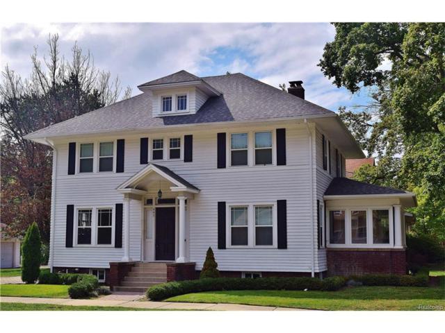 443 Wesley Street, Rochester, MI 48307 (#217082659) :: RE/MAX Nexus