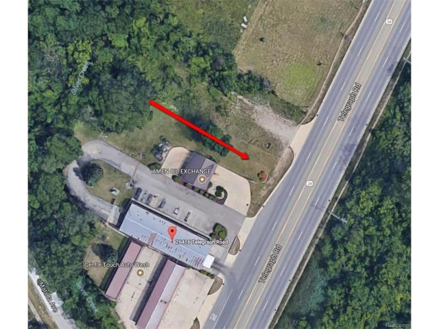 26416 Telegraph Road, Flat Rock, MI 48134 (#217082940) :: RE/MAX Classic
