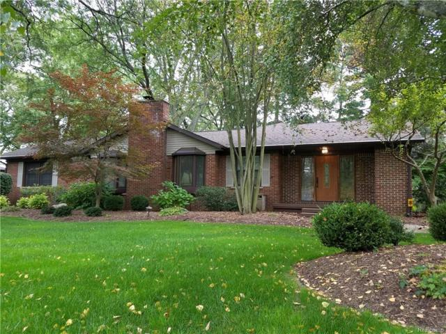 33645 Hillcrest Drive, Farmington, MI 48335 (#217084328) :: RE/MAX Nexus