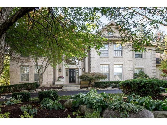 7 Pine Gate Court, Bloomfield Hills, MI 48304 (#217084336) :: RE/MAX Nexus