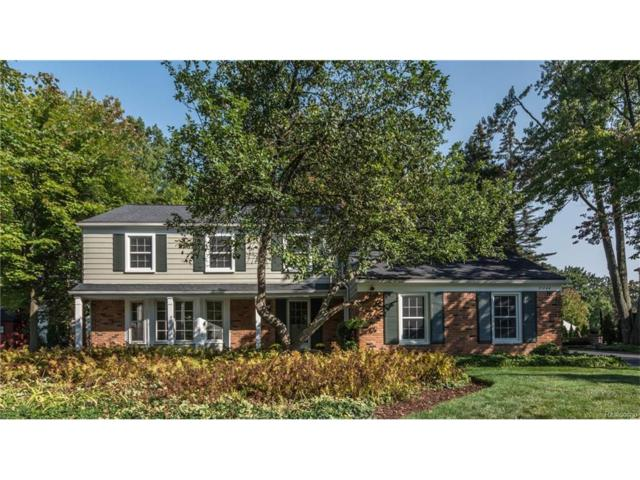 31244 Old Stage Road, Beverly Hills Vlg, MI 48025 (#217084674) :: RE/MAX Nexus