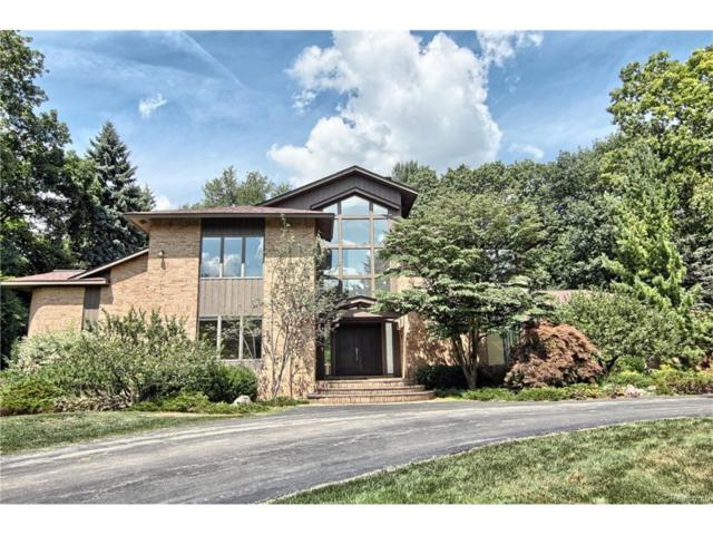 145 Canterbury Road, Bloomfield Hills, MI 48304 (#217084721) :: RE/MAX Nexus