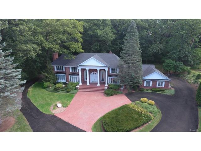 1900 E Valley Road Road, Bloomfield Hills, MI 48304 (#217084894) :: RE/MAX Nexus