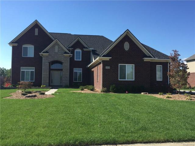 28502 Martell Court, Novi, MI 48377 (MLS #217084990) :: The Toth Team