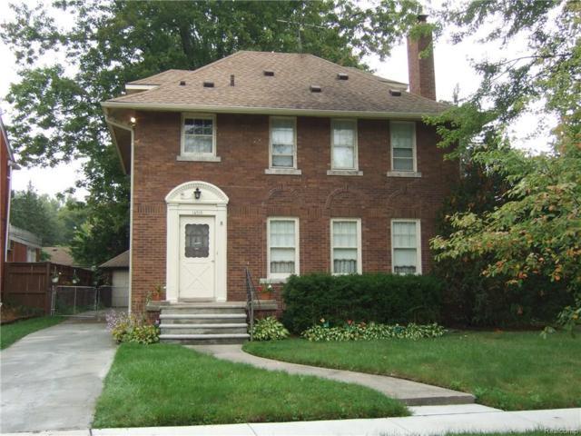 16518 Warwick Street, Detroit, MI 48219 (#217085451) :: Metro Detroit Realty Team | eXp Realty LLC