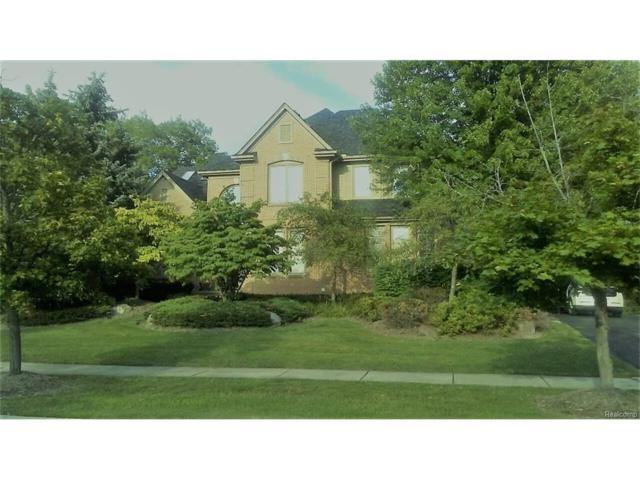 7381 Rafford Ln Lane, West Bloomfield Twp, MI 48322 (#217086517) :: RE/MAX Nexus