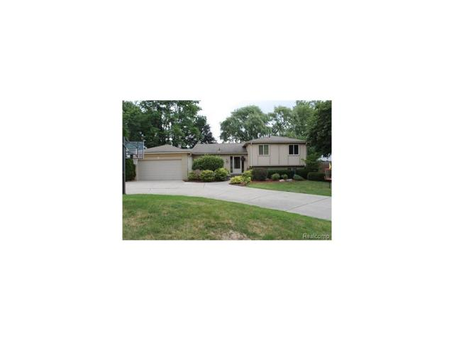 36638 Brittany Hill Court, Farmington, MI 48335 (#217086726) :: RE/MAX Nexus