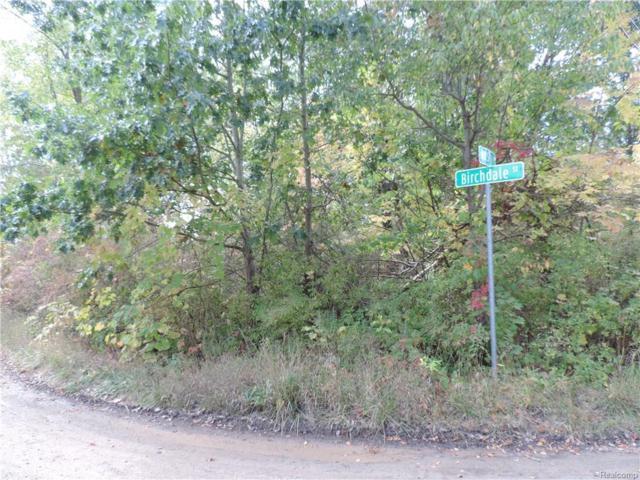 V/L Rusty Lane, Springfield Twp, MI 48350 (#217086737) :: RE/MAX Nexus