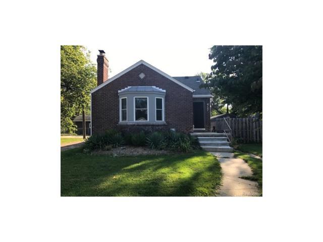 817 Cherokee Avenue, Royal Oak, MI 48067 (#217086741) :: RE/MAX Nexus