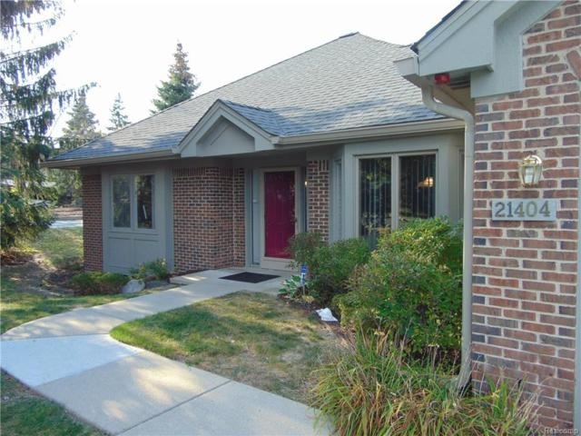21404 Magnolia Court, Farmington Hills, MI 48336 (#217087371) :: RE/MAX Classic