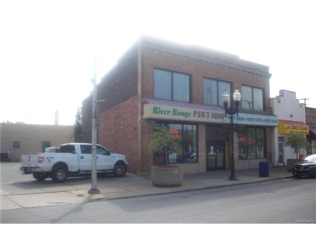 10615 W Jefferson - Business, River Rouge, MI 48218 (MLS #217087454) :: The Toth Team