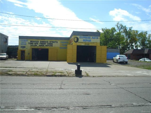1720 E Mcnichols Road, Detroit, MI 48203 (#217087797) :: RE/MAX Classic
