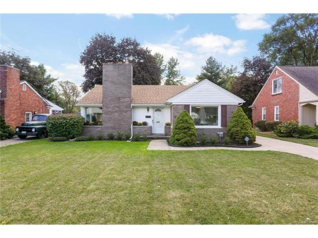 15573 Buckingham Avenue, Beverly Hills Vlg, MI 48025 (#217088145) :: Simon Thomas Homes