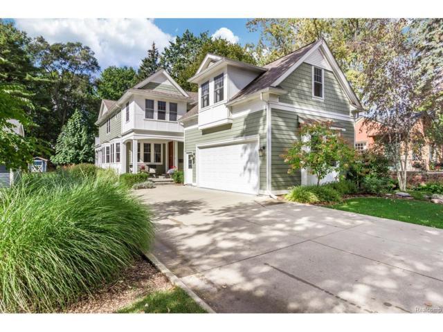 533 Wilcox Street, Rochester, MI 48307 (#217088161) :: Simon Thomas Homes