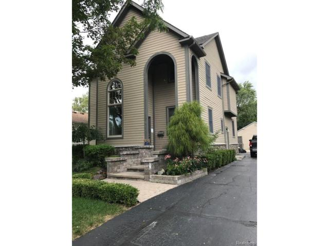 912 W 3RD Street, Rochester, MI 48307 (#217088354) :: Simon Thomas Homes