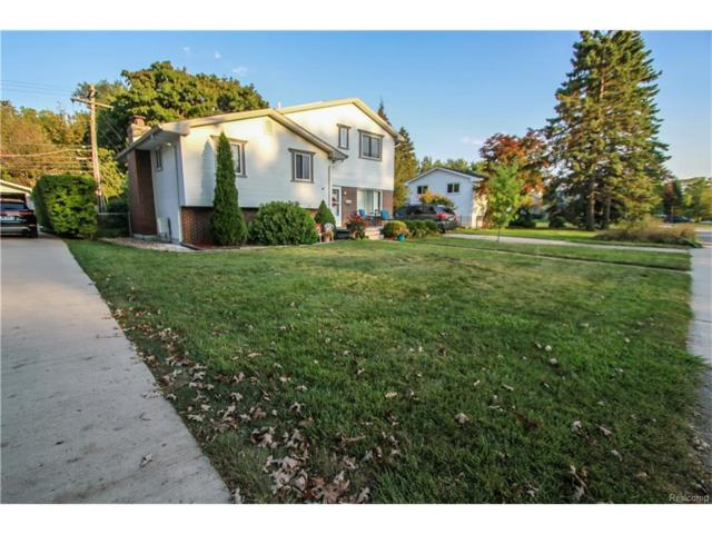 32730 Pierce Street, Beverly Hills Vlg, MI 48025 (#217088623) :: RE/MAX Vision