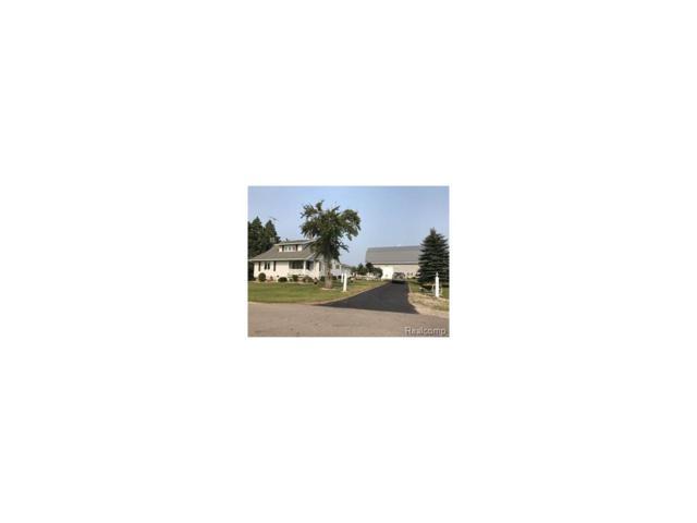 2284 Merry Road, Fairgrove Twp, MI 48733 (MLS #217089032) :: The Toth Team