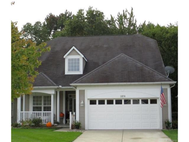 3874 Hillsdale Drive, Auburn Hills, MI 48326 (#217089444) :: Simon Thomas Homes