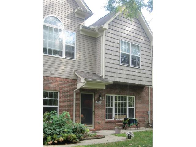 27604 Hidden Oaks Drive #13, Brownstown Twp, MI 48183 (#217089633) :: RE/MAX Classic