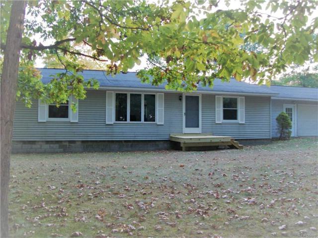 8118 Fair Oak Drive, Green Oak Twp, MI 48189 (#217089642) :: The Buckley Jolley Real Estate Team