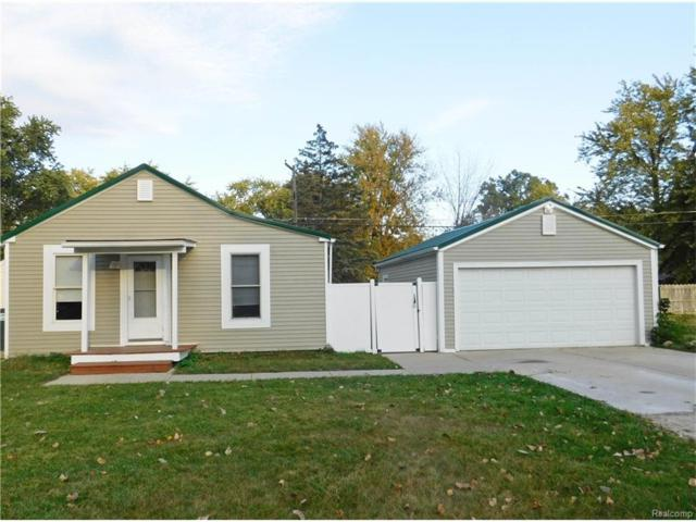 9020 Lincoln Drive, Northfield Twp, MI 48189 (#217089772) :: The Buckley Jolley Real Estate Team