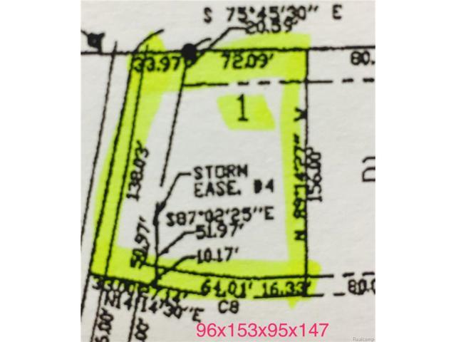 3224 Spruce Drive, Port Huron, MI 48060 (MLS #217089973) :: The Toth Team