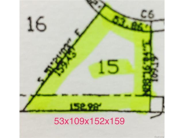 3115 Spruce Drive, Port Huron, MI 48060 (MLS #217089977) :: The Toth Team