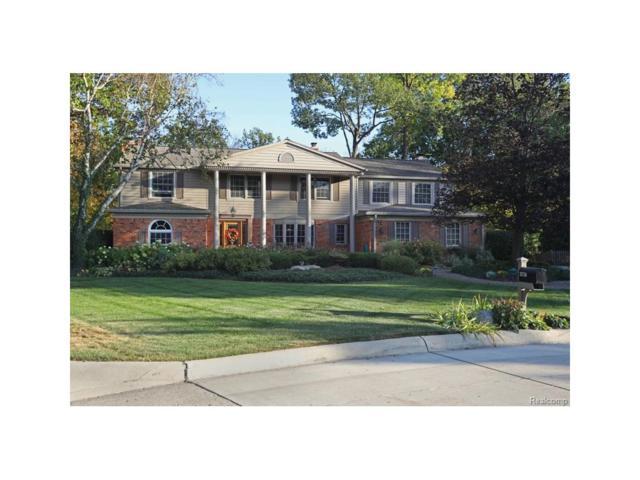 31718 Robinhood Drive, Beverly Hills Vlg, MI 48025 (#217090312) :: RE/MAX Vision