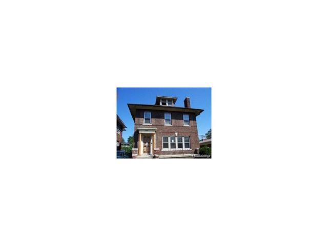 2414 Atkinson Street, Detroit, MI 48206 (#217090503) :: Metro Detroit Realty Team | eXp Realty LLC