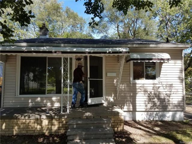 29510 Glenwood Street, Inkster, MI 48141 (#217090528) :: The Buckley Jolley Real Estate Team