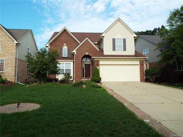 16405 Ridgewood Court, Northville Twp, MI 48168 (#217090769) :: RE/MAX Classic