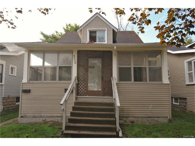 310 College Street, Ferndale, MI 48220 (#217091184) :: RE/MAX Vision