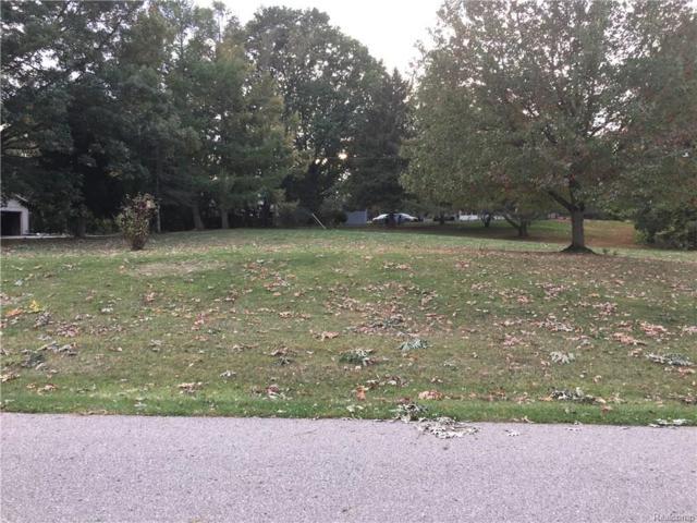 0000 Fox Hills Drive, Howell Twp, MI 48843 (#217091226) :: The Buckley Jolley Real Estate Team