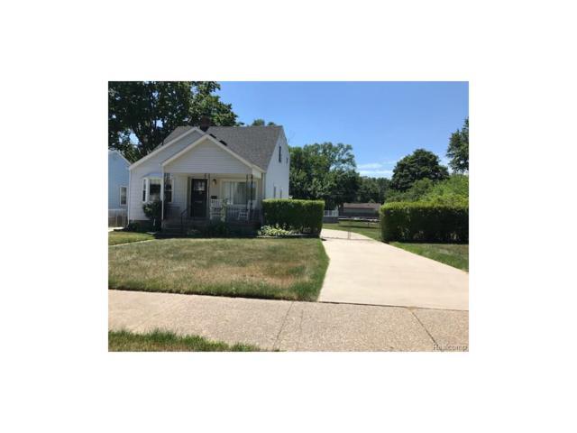320 Walper Avenue, Clawson, MI 48017 (#217091268) :: RE/MAX Vision