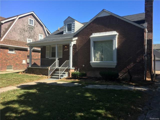 3696 Berkshire Street, Detroit, MI 48224 (#217091374) :: Metro Detroit Realty Team   eXp Realty LLC