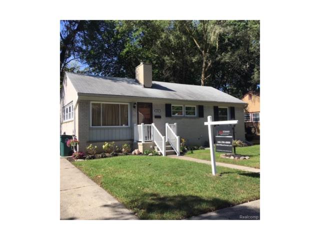 23541 Oneida Street, Oak Park, MI 48237 (#217091422) :: Metro Detroit Realty Team | eXp Realty LLC