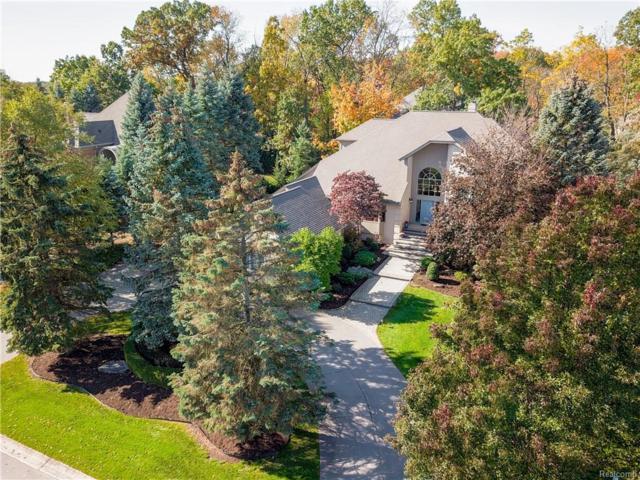 1865 Archers Pointe, Rochester Hills, MI 48306 (#217091972) :: The Buckley Jolley Real Estate Team