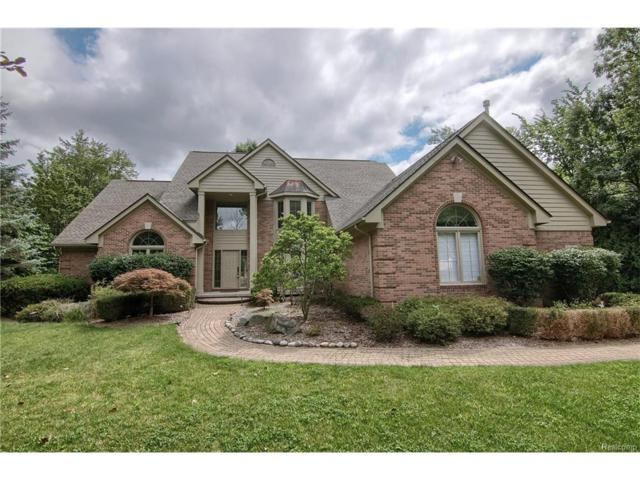 30500 Rushmore Circle, Franklin Vlg, MI 48025 (#217092123) :: Simon Thomas Homes