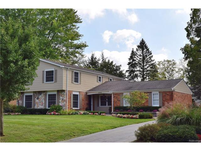 1849 Fairway Drive, Birmingham, MI 48009 (#217092176) :: RE/MAX Vision